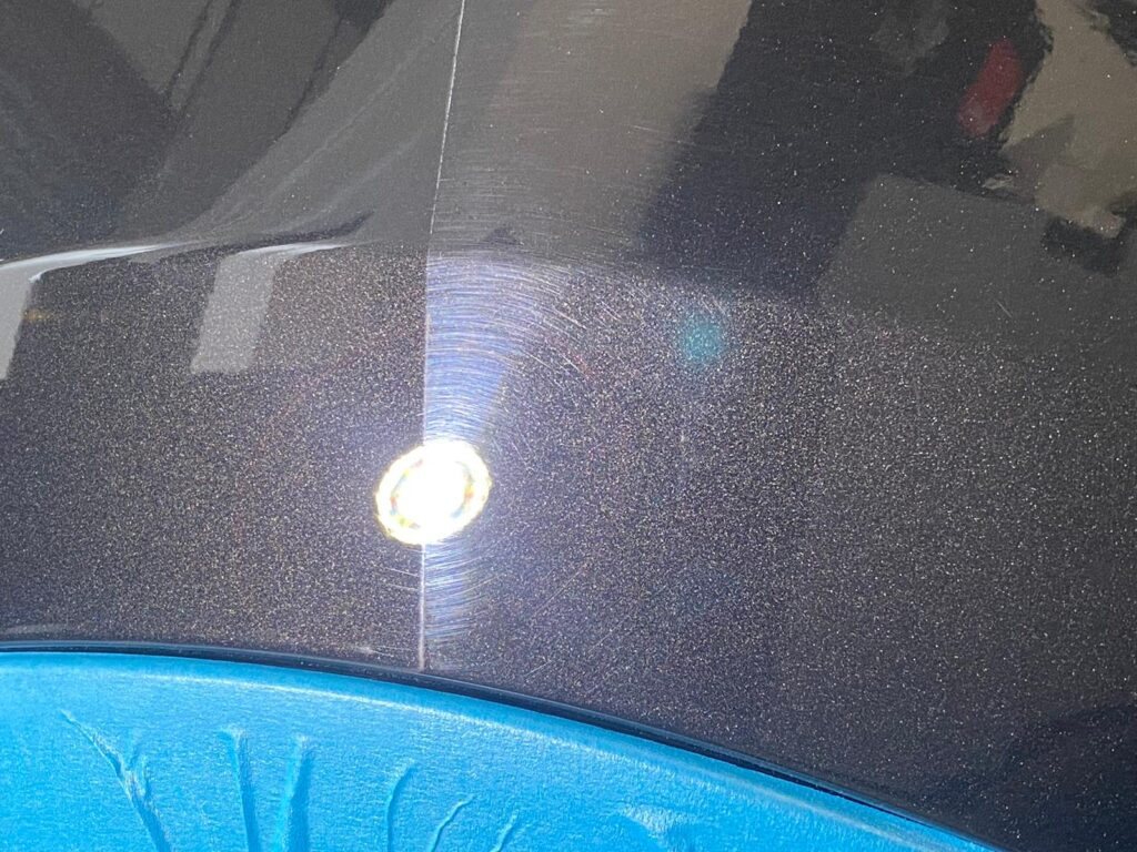 Car Paintwork Correction Crewe