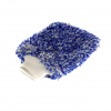 Microfibre Wash Mitt - Blue